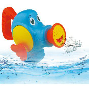 Cartoon Flying Fish Pegasus Squirt Toy for Baby Bathing Time - ICEBERG