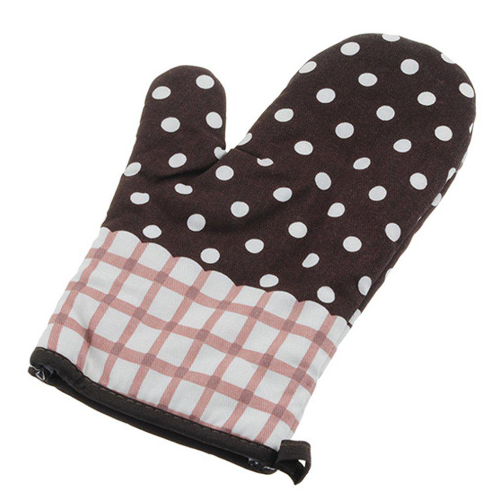 Creative Kitchen Heat Insulation Microwave Oven Mitts Special Baking Gloves