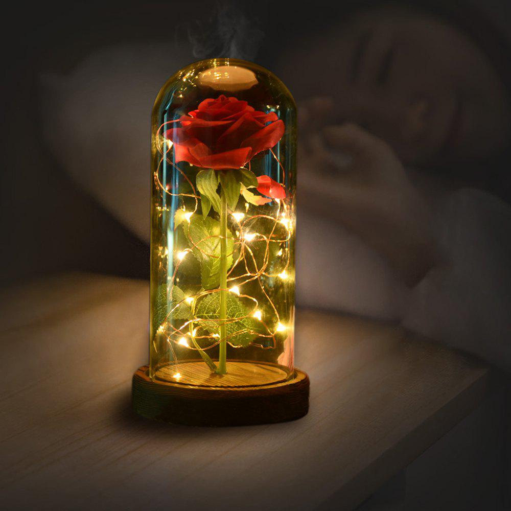 Valentine's Day Christmas Gift LED Light Gift - DEEP BROWN