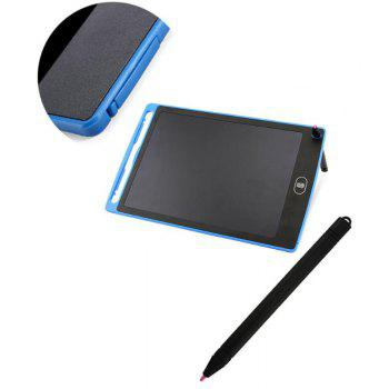 8.5 inch Portable Smart Writing Tablet Electronic Notepad - BLUE