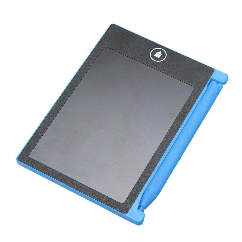 Mini Portable 4.4 Inch Digital Handwriting Paperless Notepad - BLUE