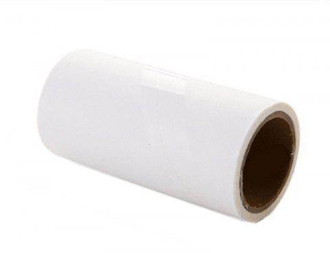 The Dust To Hair Can Be Detachable and Tear Type Drum Type Clothes Removal - WHITE 10X3.8CM