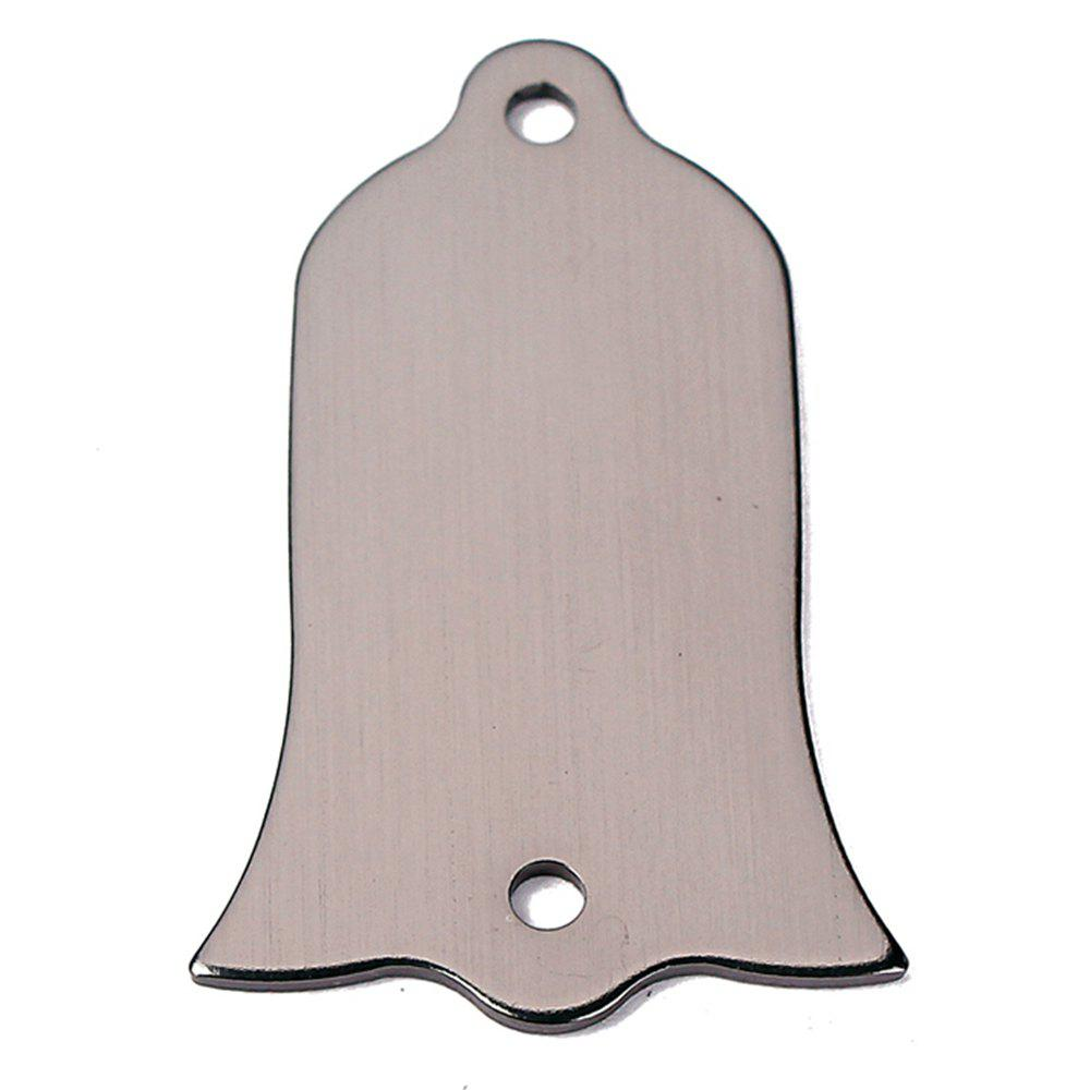 Aluminum Alloy Handmade Truss Rod Cover for SG / LP Guitar the student forum