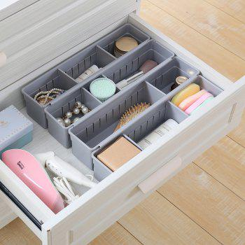 Can Connect Plastic Drawers To Separate Storage Boxes - DARK GRAY