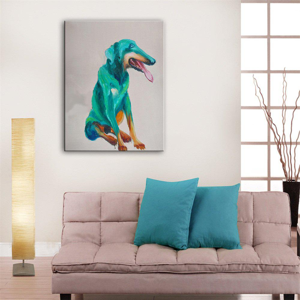 Special Design Frameless Paintings Sit Down Print lacywear vokm 6 sit