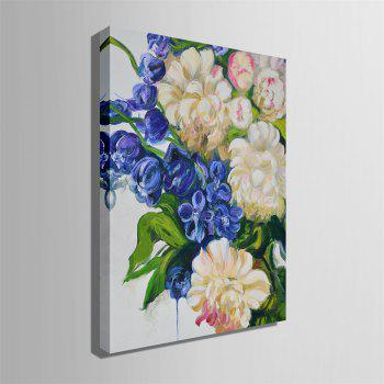Special Design Frameless Paintings Flowers and Plants Print - multicolor 24 X 16 INCH (60CM X 40CM)