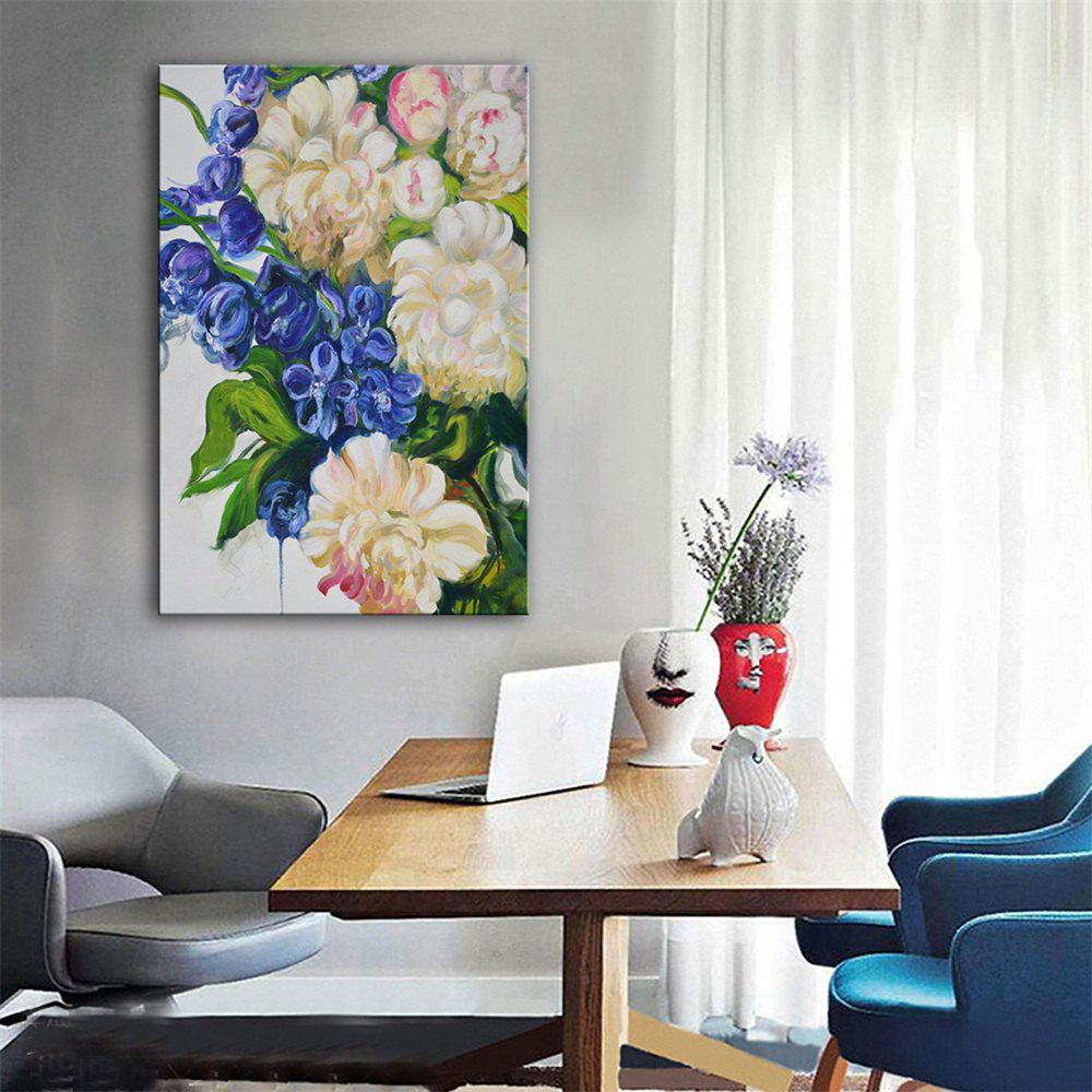 Special Design Frameless Paintings Flowers and Plants Print 2 in1 zd 06 handheld waterproof gardens plants flowers soil ph