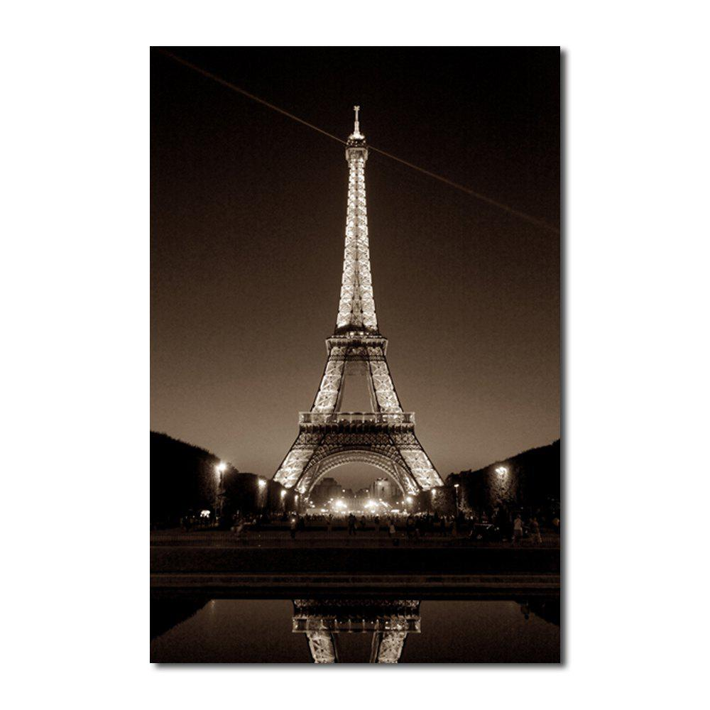 W131 Tower Unframed Wall Art Canvas Prints for Home Decoration family wall quote removable wall stickers home decal art mural