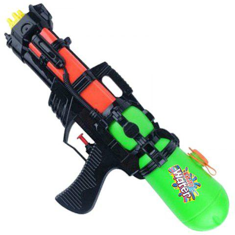 Water Pistol Paddle Toy for Children in Hot Summer - EMERALD GREEN