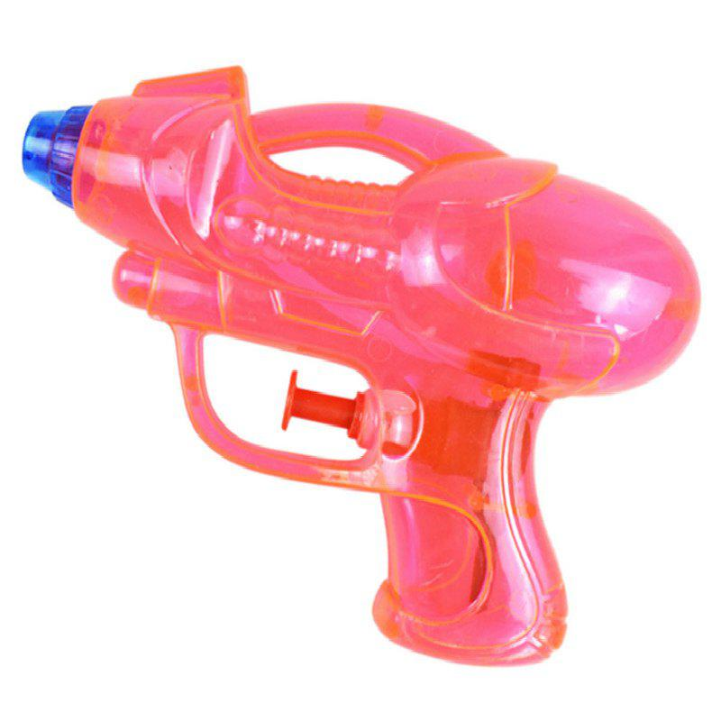 Transparent Water Pistol Toy for Children in Hot Summer - WATERMELON PINK