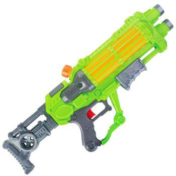Big Size Pressure Water Pistol Toy for Children in Hot Summer - LAWN GREEN