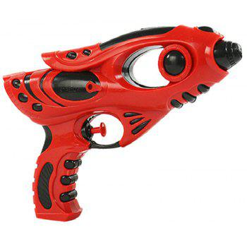 Water Pistol Toy for Children in Hot Summer Afternoon - LOVE RED