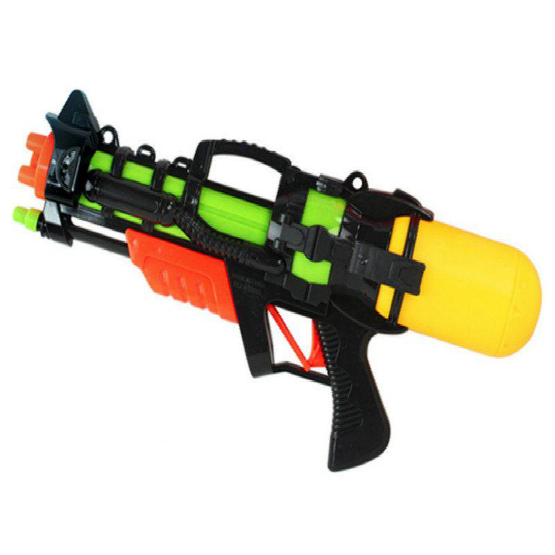 Water Pistol Toy for Kids in Hot Summer Afternoon - BLACK