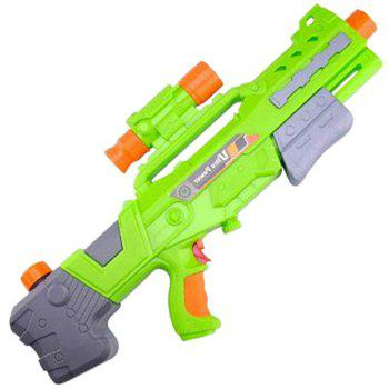 Big Size Pressure Water Pistol Toy for Kids in Hot Summer - SLIME GREEN