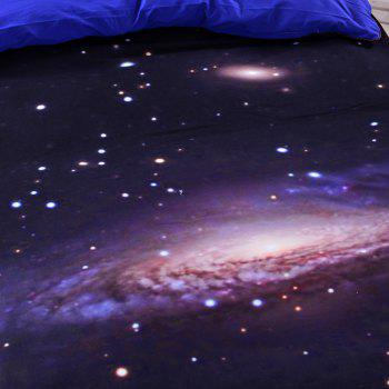 Themed 3d  Bedding  Duvet Cover Set Digital Print 3pcs - multicolor FULL