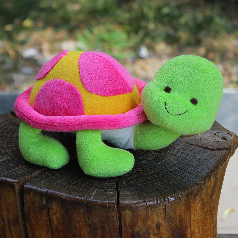 Cartoon Little Turtle Children Plush Soft Cushion Pillow children s girls lovey bowknot 20cm soft rabbit little bunny plush toys small stuffed animals wedding gift pillow for kids