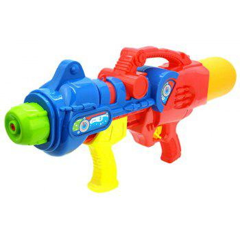 Big Size Pressure Water Pistol Summer Beach Toys for Kids - LOVE RED