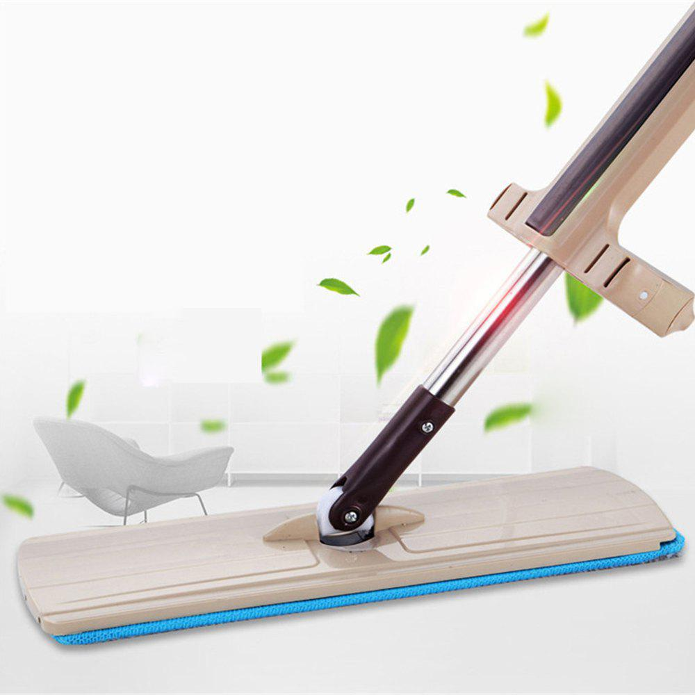 Free Hand Washing Flat Mop Dry And Wet Dual Use