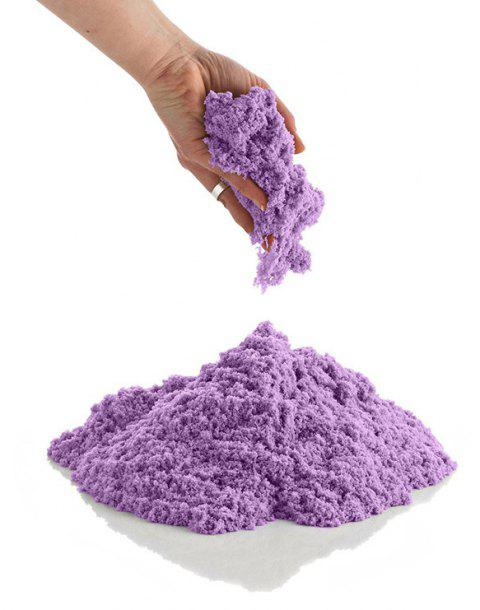 500g Space Sand for Children Toy - VIOLET