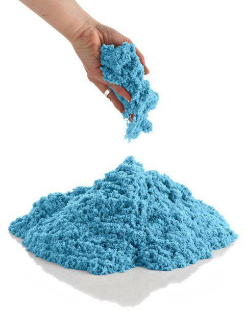 500g Space Sand for Children Toy - SKY BLUE