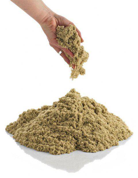 500g Space Sand for Children Toy - BROWN