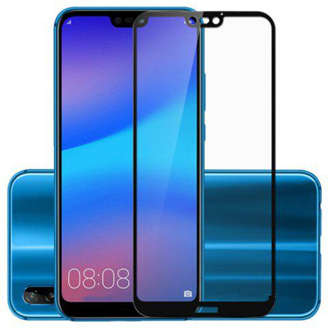 for Huawei P20 LITE 9H High Definition Steel Protective Film - BLACK