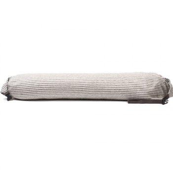 The U-Shaped Particle Multifunctional Portable Travel Napping Pillow - LIGHT GRAY