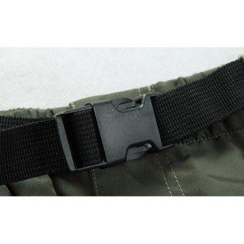 Men's Outdoor Fast Dry UV resistant nvertible Pants Trousers Hunting Pants - CAMOUFLAGE GREEN L