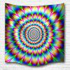 Vertigo 3D Printing Home Wall Hanging Tapestry for Decoration - multicolor A W230CMXL180CM