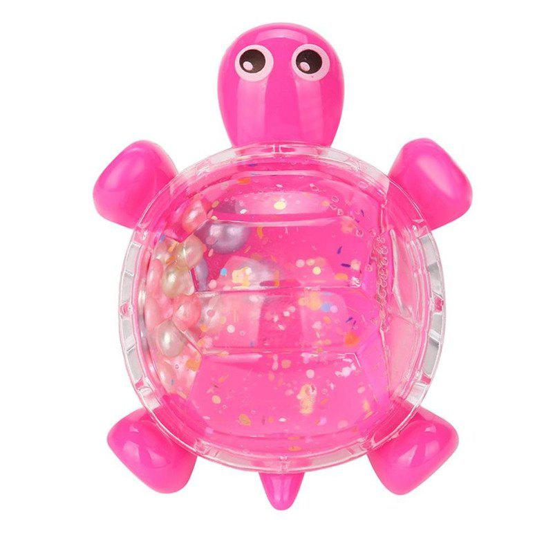Turtle Crystal Jelly Soft Scented Stress Relief Toy - MEDIUM VIOLET RED