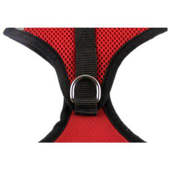 Petticoat Traction Rope Pet Supplies for Small Dogs - RED L: FOR 8-12KG