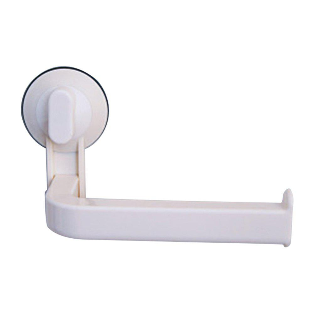 Scarless Suction Cup Holder - WHITE