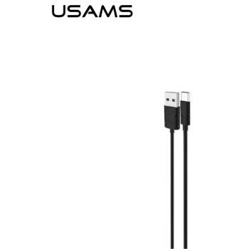 USAMS SJ039 Micro USB Cable 2A Fast Charging Date Sync 1M - BLACK