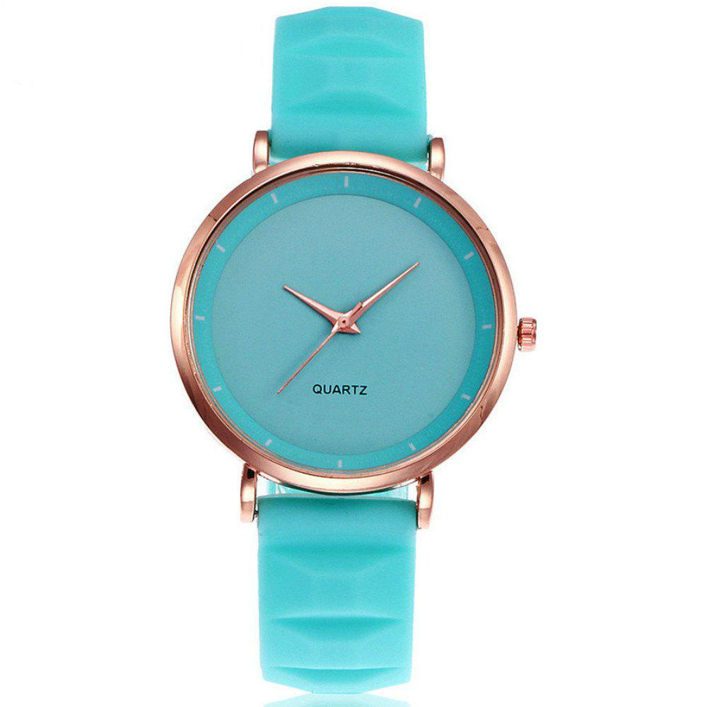 Fashion Jelly Silicone Women Watches Luxury Brand Casual Ladies Quartz Watch куклы и одежда для кукол феи винкс winx club кукла баттерфликс лейла 27 см