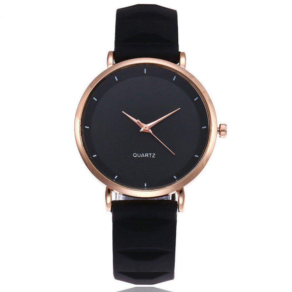 Fashion Jelly Silicone Women Watches Luxury Brand Casual Ladies Quartz Watch watch women luxury quartz print moon men clocks luxury brand wristwatch women relogio masculino casual watches