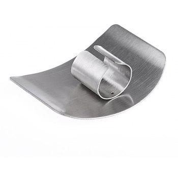 Multi-Function Vegetable Cutter Finger Protector - SILVER