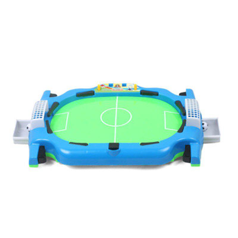 Table Football Interactive Game Machine Sports Children Puzzle Toys Unisex Plast big metal box domino 91 pcs pai gow toy game double 12 domino table game toys for children and adults board game