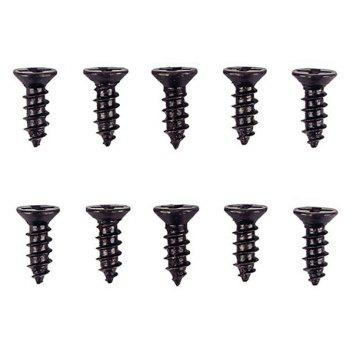 Wood Particle Self-drilling Screw Hardware Accessories 1000PCS - BLACK