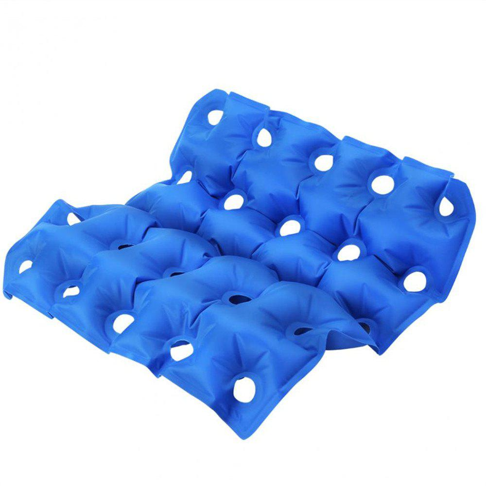 PVC Air Inflatable Seat Cushion Anti Bedsore Decubitus Chair ga020 pvc tarpaulin material inflatable air track gymnastics good quality inflatable track slip tumble track inflatable air mat