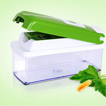Multi-Function Cutter Kitchen Gadget - LAWN GREEN