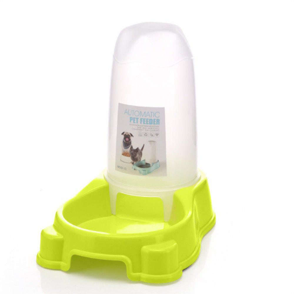 Environmental Protection Plastic Pet Automatic Feeder for Water and Food Use corporate social responsibilities and environmental protection