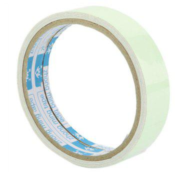 3M Luminous Tape Glow In The Dark Safety Stage Home Decoration - GREEN