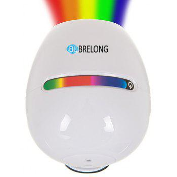 BRELONG Automatic Colour Changing LED Touch Night Light - WHITE