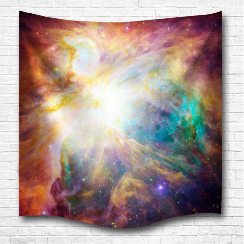 Magic Light 3D Printing Home Wall Hanging Tapestry for Decoration - multicolor A W200CMXL180CM
