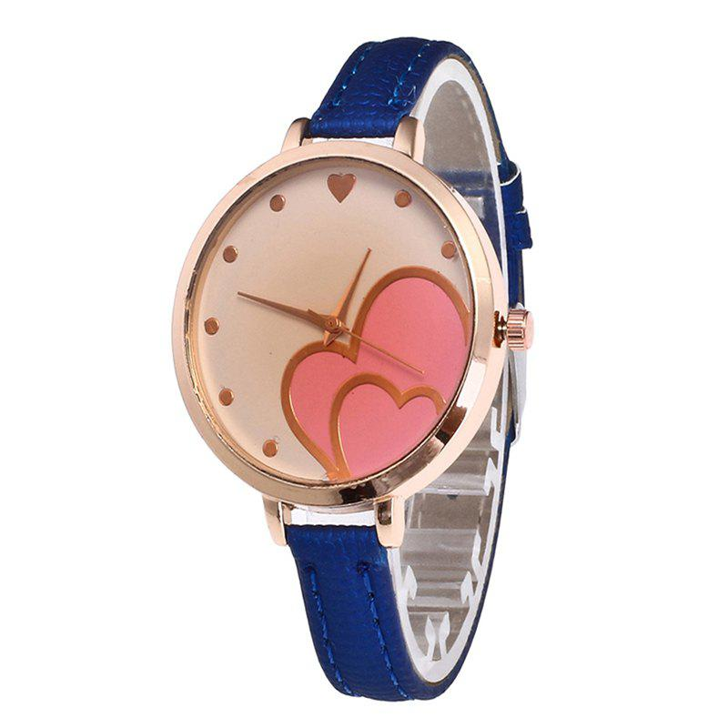 Love Tea Women Quartz Watch - ROYAL BLUE