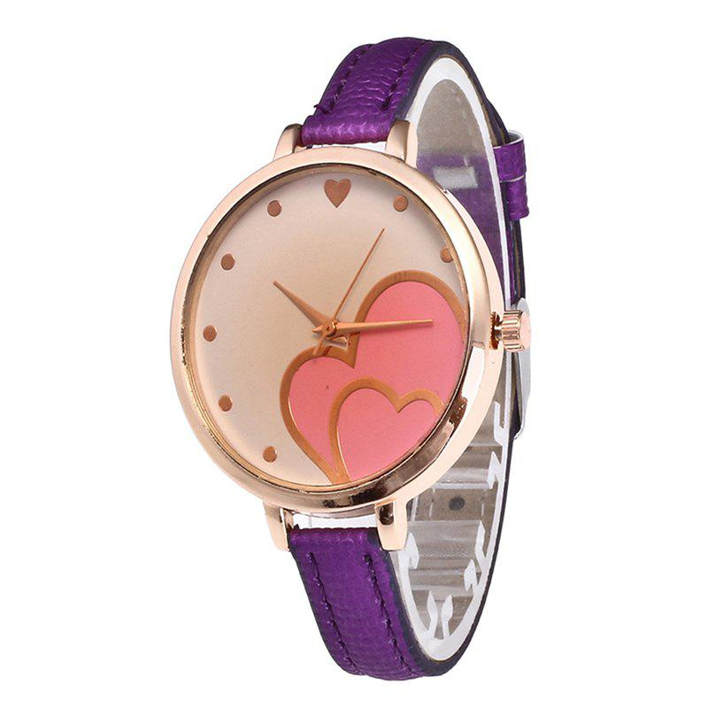 Love Tea Women Quartz Watch - PURPLE