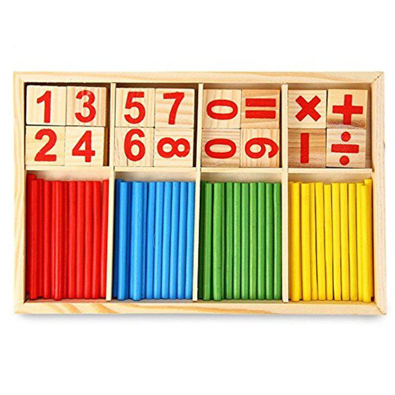 Mathematical Intelligence Stick Preschool Educational Toy