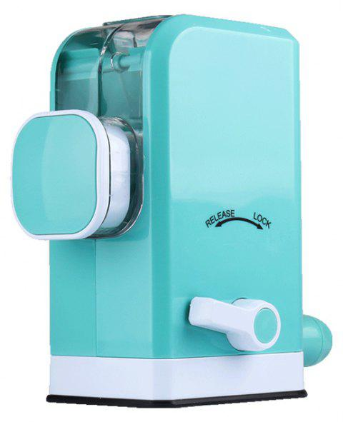 Home Manual Meat Grinder With Creative 6 Stainless Steel Blades - CELESTE