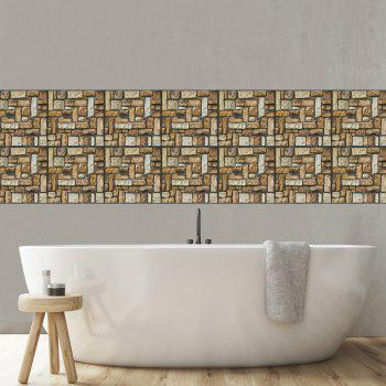 Living Room Home Decor PVC Wall Wallpaper Background - SAND