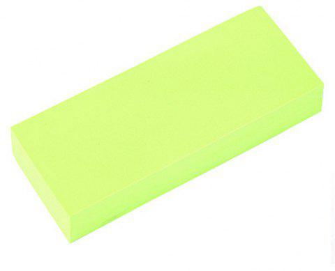 Soft Bath Sponge Gentle Soothing Body for Clean 1PC - GREEN YELLOW